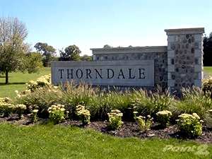 Thorndale Sign